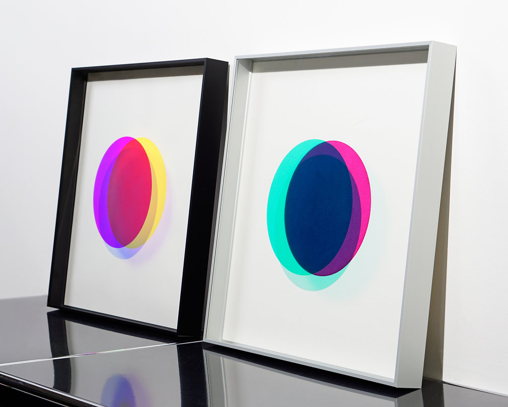 Man Made Object Series – diptych